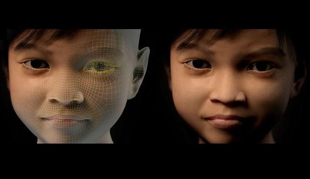 Terres des Hommes creates avatar to bait pedophiles